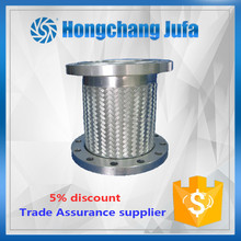 8 inch high pressure steel wire braided steam hose flexible metal hose