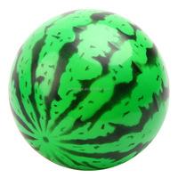 High Quanlity 22CM Watermelon Stress Ball Pvc Bouncing Ball For Kids