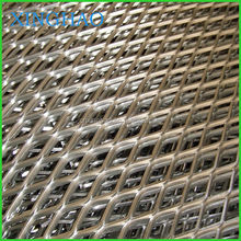 perfect expanded metal mesh the shapes of diamond