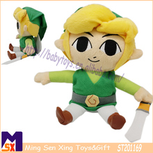 Fashion design and excellent quality custom plush mini real doll