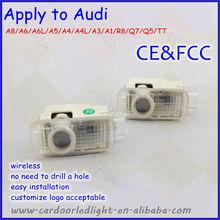 ruixing auto parts specific car door light ghost shadow light apply to audi