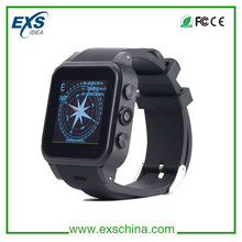 hand watch mobile phone waterproof IP68 android wear smart watch