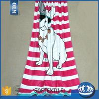 wholesale high quality amazon beach towel made in China