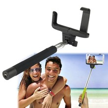 2015 New Fashional Original Version high quality Wireless Selfie Stick,selfie stick with remote shutter for Apple iphone gadgets