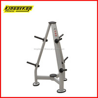Standing plate tree whole body vibration machine