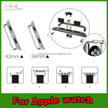 New products watch band adapter connector for apple watch, for apple watch accessory