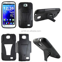 T stand robot hybrid combo kickstand cover case for BLU Studio 5.0 II D532