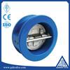 ductile cast iron split disc check valve