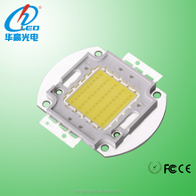 High Brightness 60w led cob mudule for Die cast aluminum 60w flood light, Bridgelux chip 60w floodlight