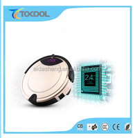 Shenzhen wholesale Automatic cleaning robot vaccum cleaner