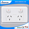Muti-Function Electrical Safety Power Supply Wall Electrical Switch Socket Brand