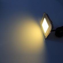 outdoor warm light led inground lamp 9mm thickness only (SC-B102B)
