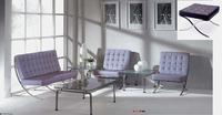 2015 Best Selling Luxury Leather Modern Design Fabric Sofa F-25