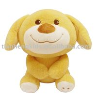 Happy Family plush stuffed toys- Happy Dog