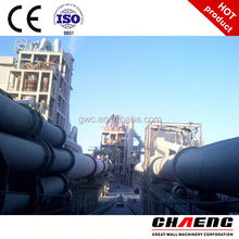 high quality magnesium metal rotary kiln