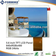 5.6 inch TFT LCD Panel with VGA Board and 640x480 dots(KWH056KQ03-F01)