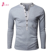 Long Sleeve Plain T-shirt for Men - Regular Fit 100% Cotton Hanes Top Men Hoodie