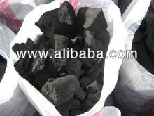 Finger coconut charcoal for hookah stick coal