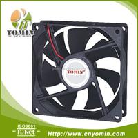92mm High Performance Brushless DC Cooling Fan (Dual Ball bearing DC Fan)