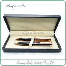 2015 Classical Luxury vip gift pen metal calligraphy pen set