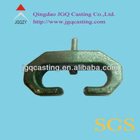 cast carbon steel loader parts
