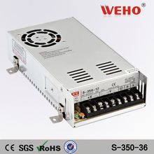 Hotsale high power ac/dc power supply 350w