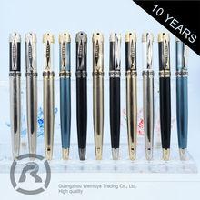 Small Order Accept 100% Warranty Specialized Produce Metal Cross Roller Ball Pen