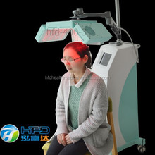 Low Level 650nm Laser For Hair Regrowth/Hair Restoration machine!Hair loss treatment device