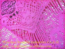 Newest professional lady charming nylon spandex lace fabric render