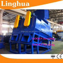 plastic agglomerator for pe film recycling