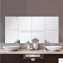 beautiful triangles connected modern wall mirror for sale in good quality