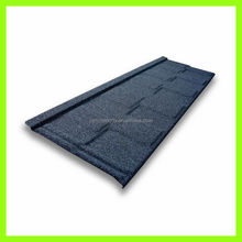 Classical Wanael roof tiles prices, stone chips coated metal steel roof tiles,low cost house construction material