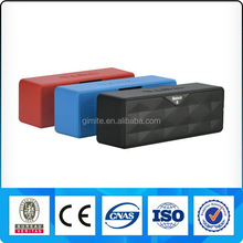 Customized best sell bluetooth cube speaker bass