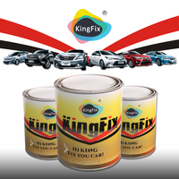 KINGFIX Brand 2k solid colors berger paint for Previous coatings