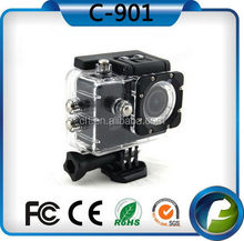 Contemporary new products 5mega action camera at200