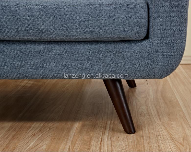 Гостиная угловой диван дизайн с подлокотниками стул LZ2099