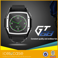 2015 new arrival smart mobile watch phone with video call smart watch with factory price