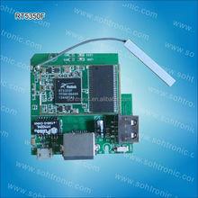 RT5350F Wireless WIFI router Module for wireless U disk