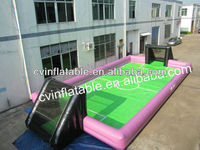 Hot sale inflatable pitch/inflatable football pitch