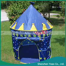 105*130cm Portable Folding Children's Princess Game Tent Kid Play Tent