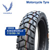 China 110/90-16 motorcycle tyre and inner tubes