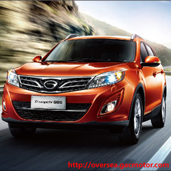 GS5 1.8T car from GAC MOTOR (Guangzhou Automobile Group Motor Co., Ltd.) for sale