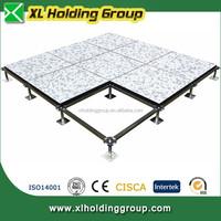Antistatic HPL finish chipboard raised floor