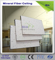 painéis acústicos de fibra mineral
