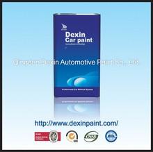 High quality waterproof car paint clear coat