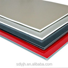 PVDF coated composite aluminum panels 5mm for buyer