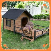 Design Hot Sales Large Wooden plastic Dog House