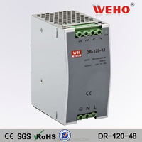 120w din rail adapter DR-120-48 high power led drivers 48v