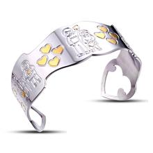 Bracelets & Bangles Stainless Steel Bangle