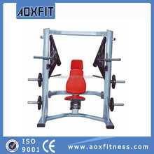 !!!The Hottest Sales Factory Direct Selling Good Design Long Service Life Decline Chest Press AX8903 Commercial Gym Equipment